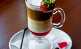 Латте, кофе