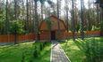 Домик охотника «Борисовский», русская баня на дровах