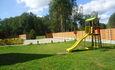 Домик охотника «Борисовский», детская площадка, стоянка для автомобилей отдыхающих