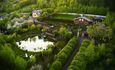 Домики под Минском с камином бассейн баня  квадроциклы игровые площадки