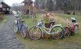 Усадьба «У Гавриловича», Отдыхающим  предоставляются велосипеды