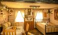 Усадьба «Беловежское поместье», апартаменты Белорусская хата