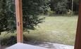 Агроусадьба «Старинки»,  дом шале,вид из окна