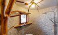 Отдельные домики от 2 до 10 человек, камин,  беседки, бассейн, баня., ДОМ НА 10 ЧЕЛОВЕК душ
