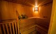 Усадьба «Слуцкий ХуторОК», Сауна в гостевом доме