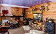 Отдельные домики от 2 до 10 человек, камин, баня, бассейн, циммеры, шале, бунгало., ДОМ НА 10 ЧЕЛОВЕК  1 этаж