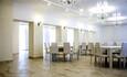 Усадьба «Гармония», Банкетный зал на 70 человек с танцполом. Общая площадь 150м. кв.