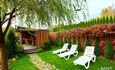 Домик для двоих с камином баней и бассейном, Дом до 10 человек, Семейное бунгало