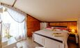 ДомиКи от 2 до 10 человек, баня, бассейн, рыбалка,  квадроциклы, игровые площадки, ДОМ НА 10 ЧЕЛОВЕК спальня 3
