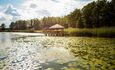 "House ""Na ozere"" (""On The Lake"")"