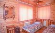 Домик охотника «Борисовский», комната охотничьего домика