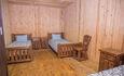 Домик охотника «Борисовский», комната гостевого домика