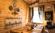 Усадьба Беловежская гостевая в Пуще, Столовая
