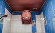 «Паулинка» в Беловежской пуще, Баня. Обливное ведро