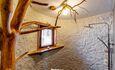 Домик для двоих с камином баней и бассейном, Дом до 10 человек, Семейное бунгало , Душ дом до 10 человек