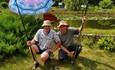 Агроусадьба «Старинки», наши рыбаки