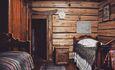 Голубые озера усадьба Трабутишки, Большой дом, 2-я спальная комната, интерьер.