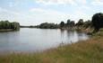 Агроусадьба «Озерище», теплые воды Днепра