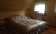 спальня, двуспальная кровать, возможна установка двух раскладных кроватей