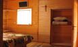 Дом №2. Спальня на 1-ом этаже.