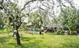 Агроусадьба «Арт-деревня Каптаруны», Дом с китайской беседкой. Детская площадка