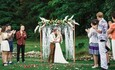 """Усадьба """"Северный склон"""", Свадьба в усадьбе."""