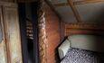 Байдарочная Агроусадьба «Узлянка» , Одноместный диван на втором этаже гостевого дома