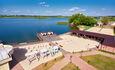 Braslav Lakes Hotel, ТЕРРИТОРИЯ КОМПЛЕКСА