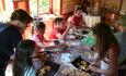 Агроусадьба «Мацейкава сяліба», солнечная мастерская в уголке Мацейкавы рамёствы