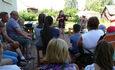 Агроусадьба «Мацейкава сяліба», у нас в усадьбе открываются таланты