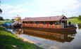 Плавучая гостиница «Полесье», Отправьтесь в увлекательное путешествие по реке Припять на плавучей гостинице «Полесье»