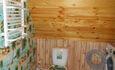 Агроусадьба «Мацейкава сяліба», санузел в домике комфорт