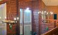 Усадьба «Солнечный угол», Вид со второго этажа. Усадьба Солнечный угол. Отдых в Беларуси.