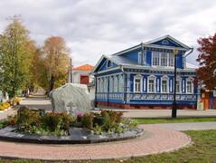 Старинный русский – Городец
