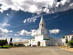 Казань историческая. Обзорная с посещением Казанского Кремля