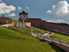 Нижегородский кремль — сердце Нижнего Новгорода