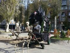 Екатеринославский Бродвей: театры,  кино и развлечения старого города