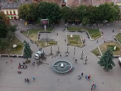 Ивано-Франковск под микроскопом