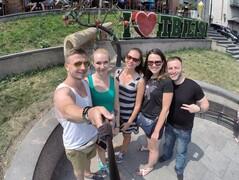 Тбилиси - город контрастов