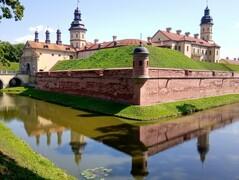Экскурсия по Несвижу и Несвижскому замку Радзивиллов