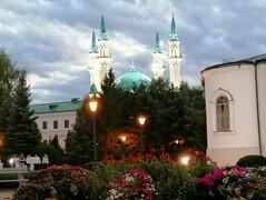 Величественная Казань