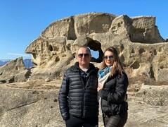 Языческий пещерный город Уплисцихе и легендарный Боржоми