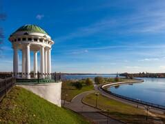 Велосипедная экскурсия по Ярославлю