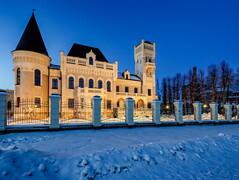 Село Вятское: история ярославского купечества