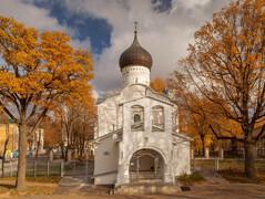 Десять Псковских храмов из списка всемирного наследия ЮНЕСКО