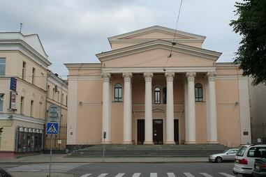 Прогулка по еврейскому Минску
