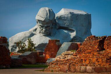Брестская крепость: страницы истории, подвиг 1941 г.