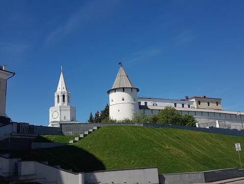 Пешеходная экскурсия по историческому центру Казани