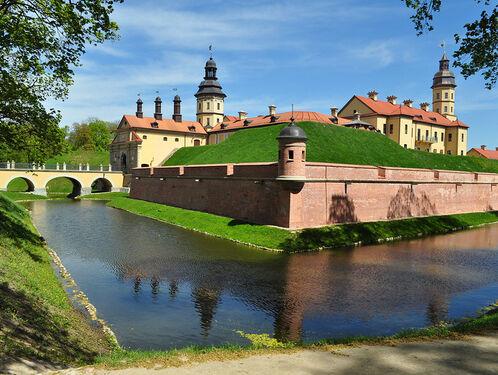 Старинные замки Мира и Несвижа
