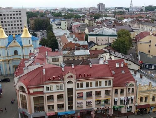 Ивано-Франковск – город для отдыха